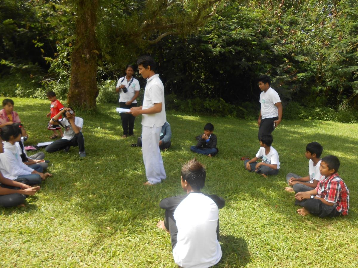 EDUCARE: Transformasi Membangkitkan Spirit Diri, Alam dan Budaya dalam Paradigma Spiritual