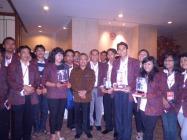 Kegiatan Temu Karya Ilmiah dan Lomba Keterampilan Akademik Perguruan Tinggi Agama Hindu Seluruh Indonesia.