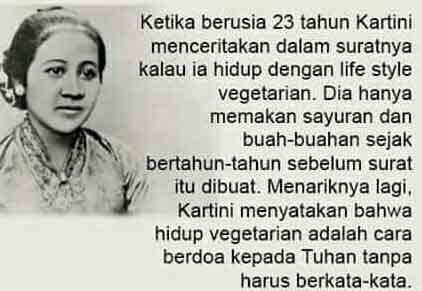 RA Kartini Vegetarian