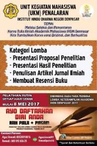 Seleksi & Pemantapan KTI 2017